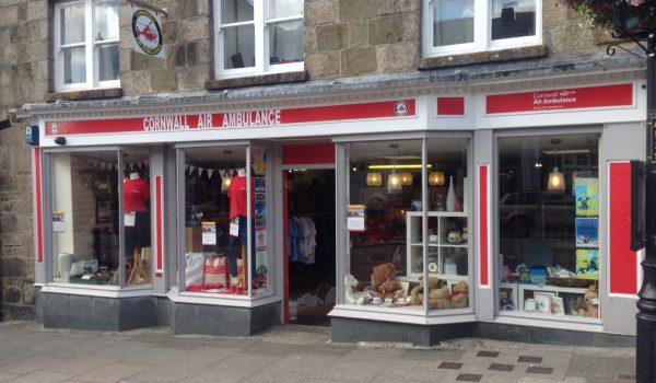 Helston-Cornwall-air-ambulance-shop