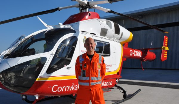 Mick McLachlan paramedic