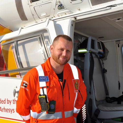 Paul Symonds - paramedic