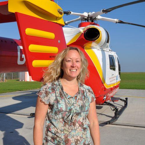 Gemma Kidd Senior Fundraising Assistant