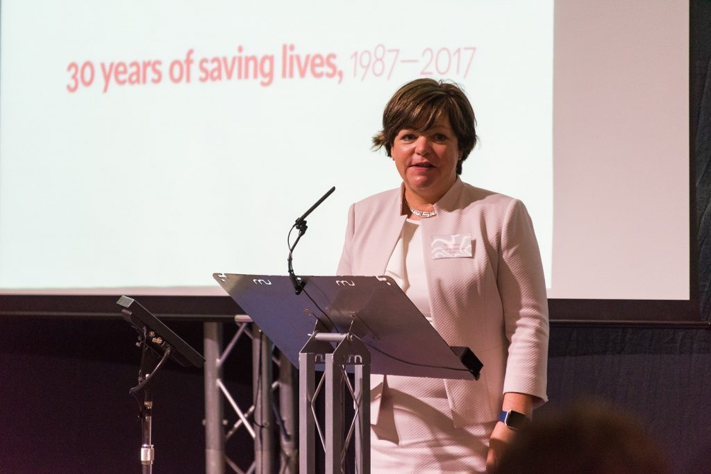 Celebrating 30 years of saving lives