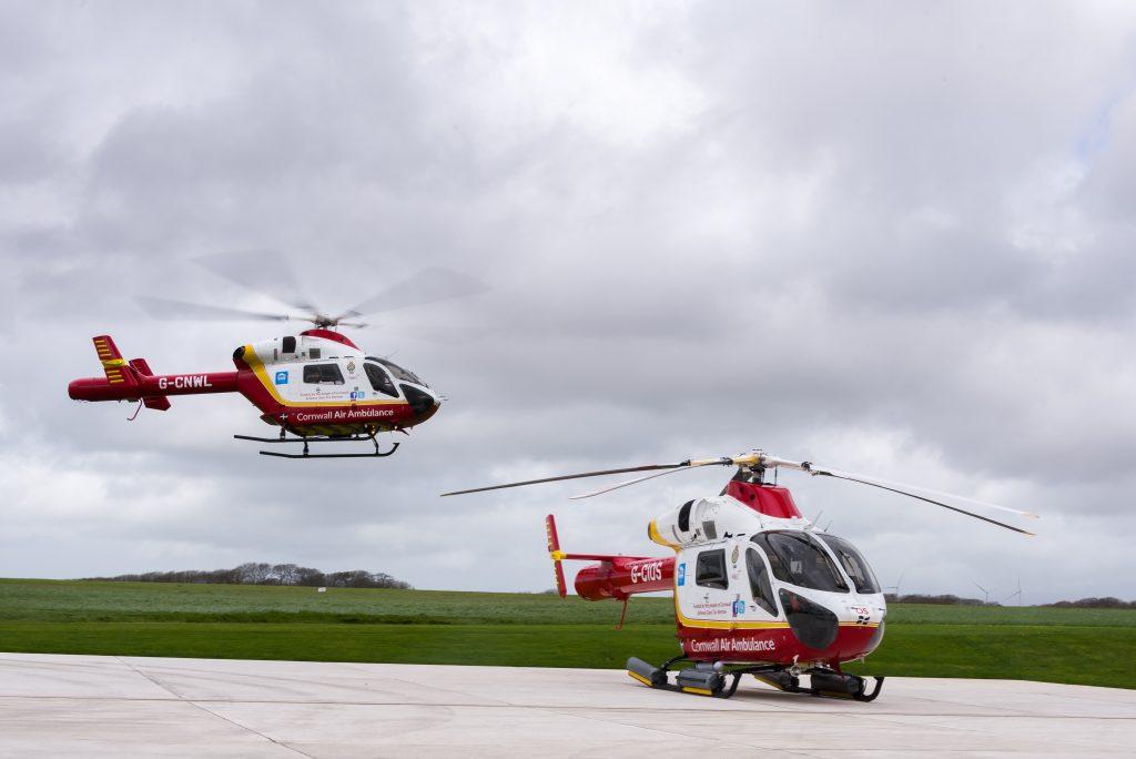 0317-0675 PR4Photos - Cornwall Air Ambulance