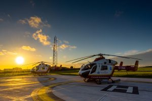 Your gift in your Will, can provide the power for our helicopter on a lifesaving mission