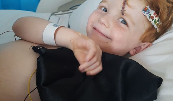 Your gift in your Will could help someone like Talan. Please help us to help more people.