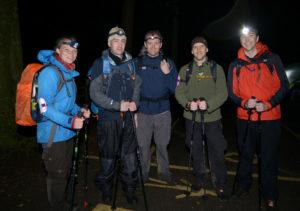 Snowdon Trekkers