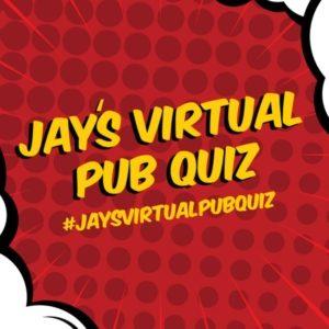 Jays Virtual Pub Quiz Logo